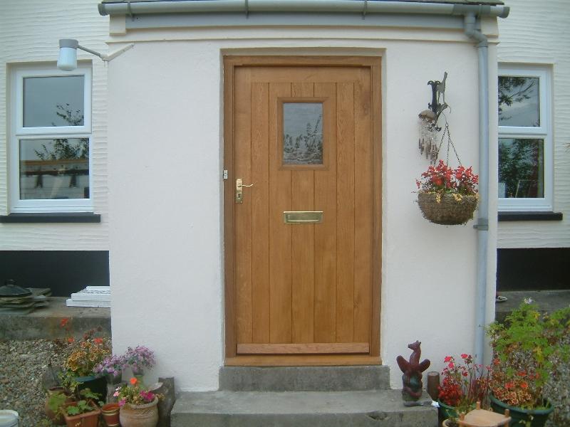 Oak & Timber Exterior Doors | Hand Made Wooden Windows & Doors ...