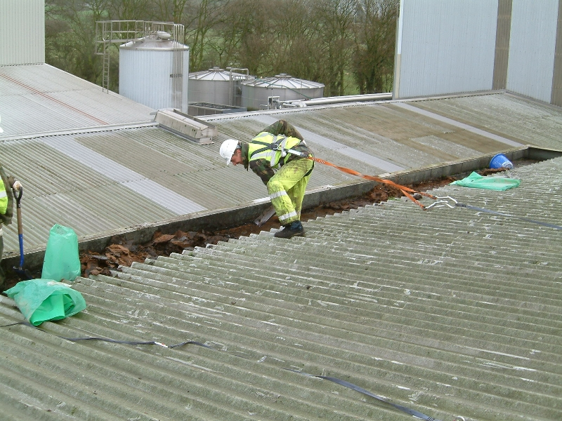 Charming Industrial Roofing Contractors Serving Wales U2013 Hayday Roofing Offer  Industrial U0026 Agricultural Roof Repairs, Re Roofing And Roofing Services.