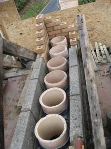 Chimney Stack: Mid Build