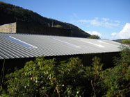 Agricultural Roofing & Industrial Roofing Repairs