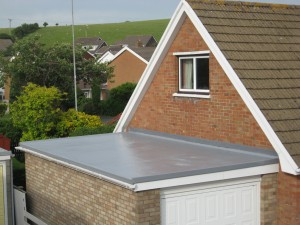 Flat Roofing in West Wales