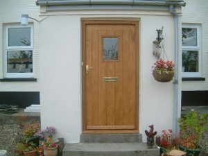 Hand Made Wooden Windows & Doors