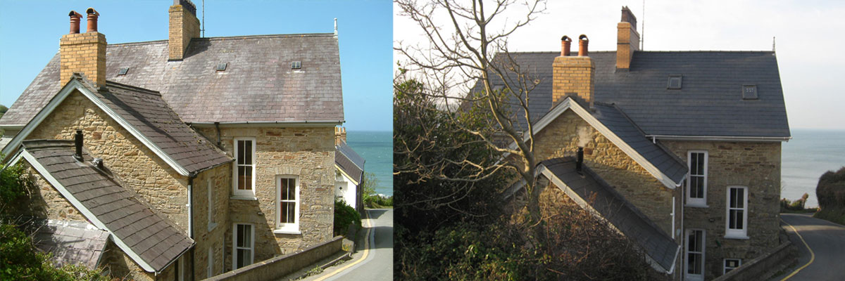welsh-slate-roof-roofing-before-after