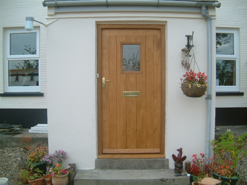 windows oak made and front exterior bespoke wooden hand door timber wood doors