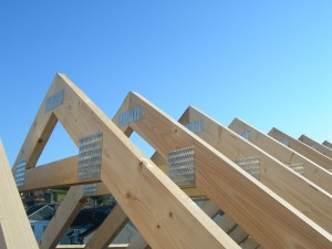 New Roofs - Trusses